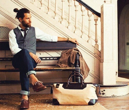 ducktail-beard-with-man-bun