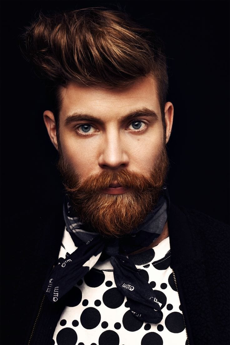 men-with-ducktail-beard