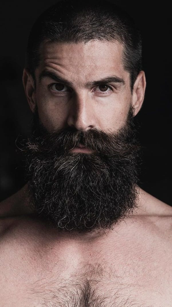 Beard Growth Enhancing Products And Methods