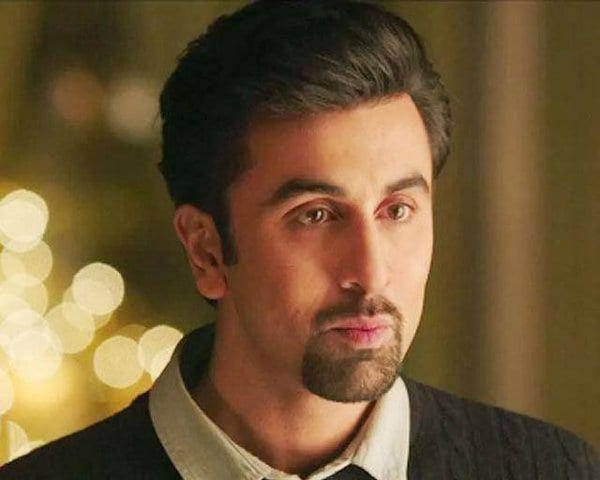 Ranbir Kapoor in French beard style