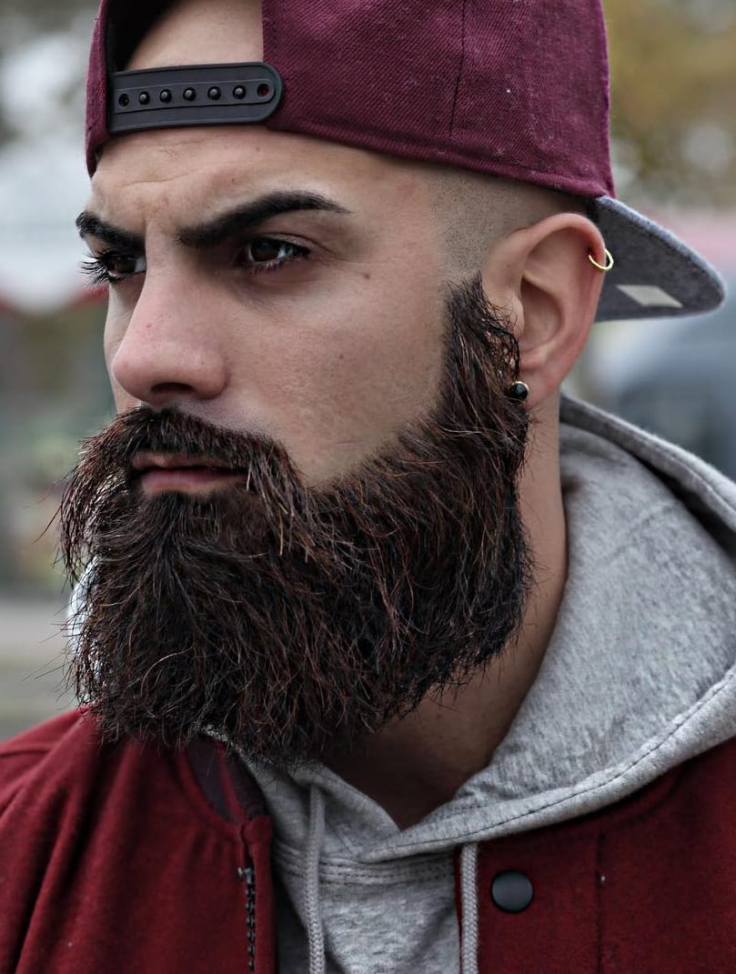 Garibaldi Beard Style For Men In 2019.