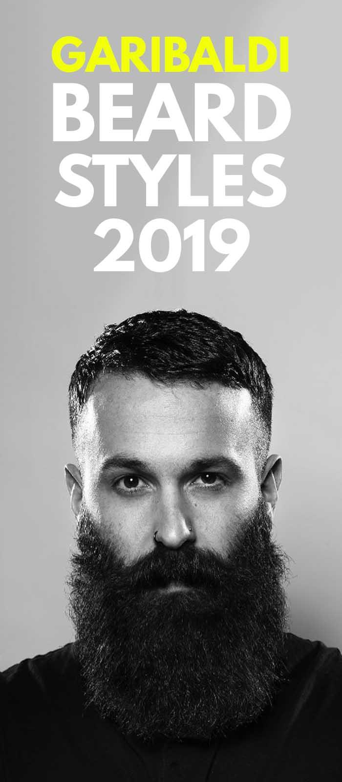 Garibaldi Beard Style!