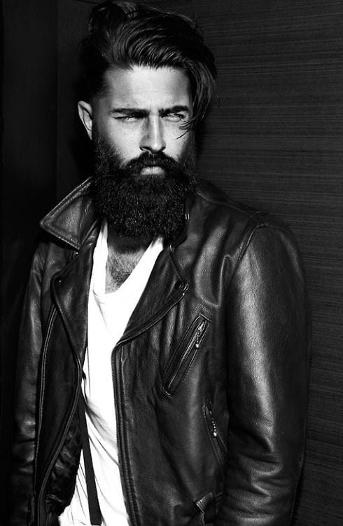 Garibaldi Beard style 2016