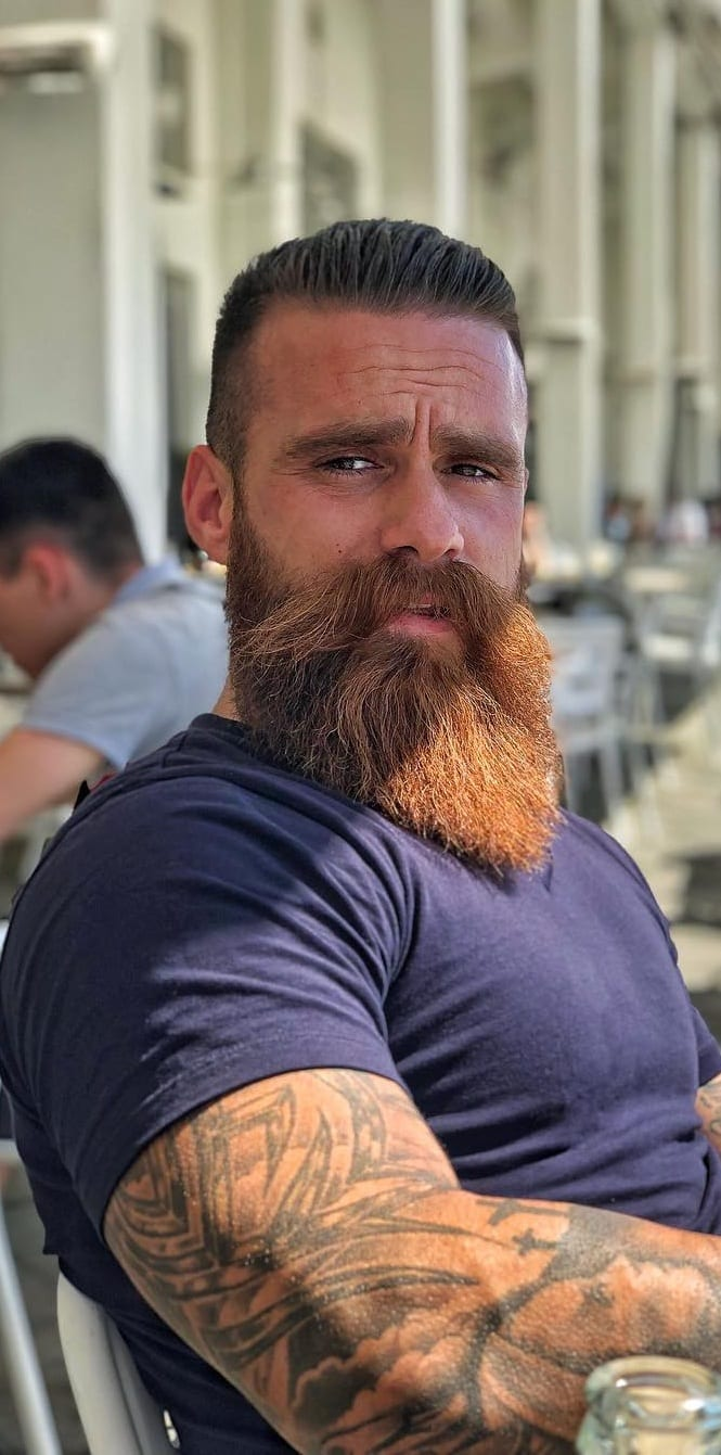 Bandholz Beard Style For Men In 2019!