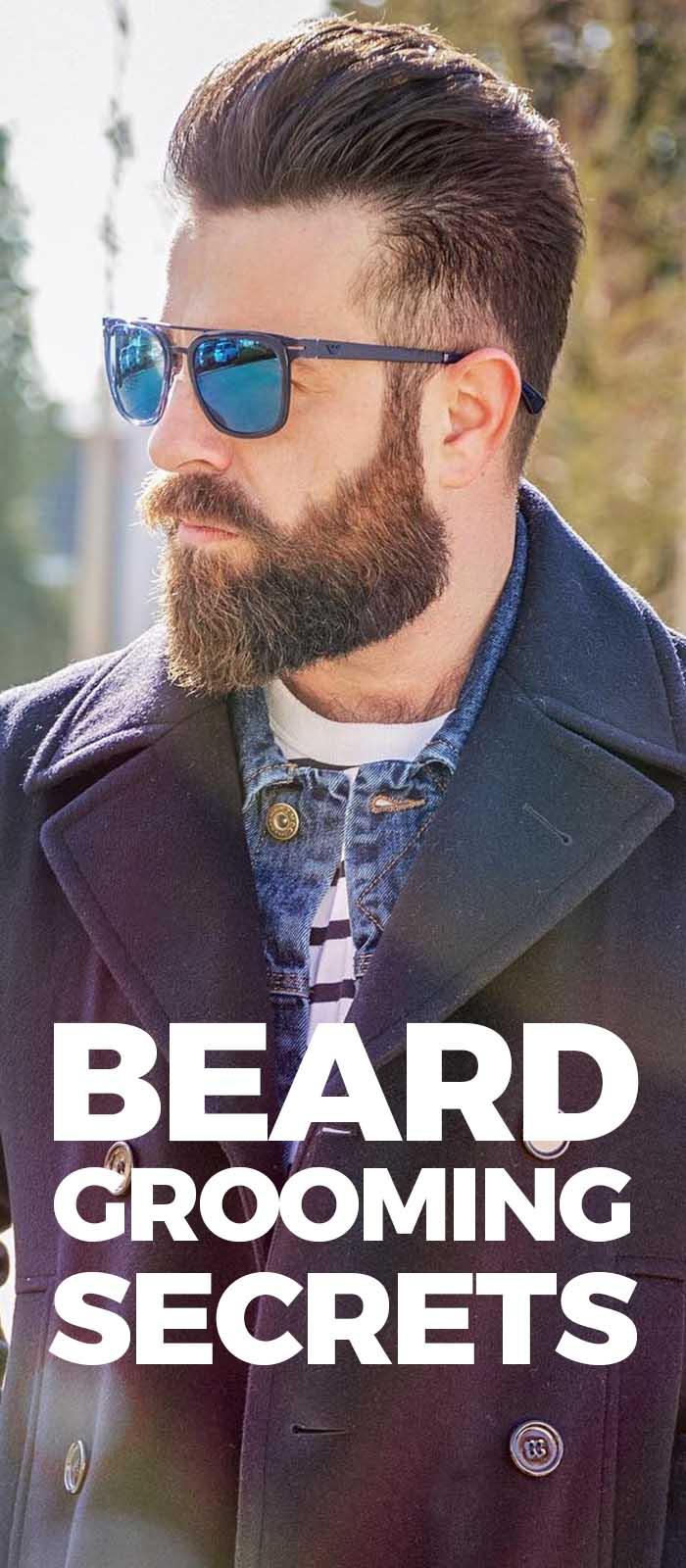 Beard Grooming Secrets