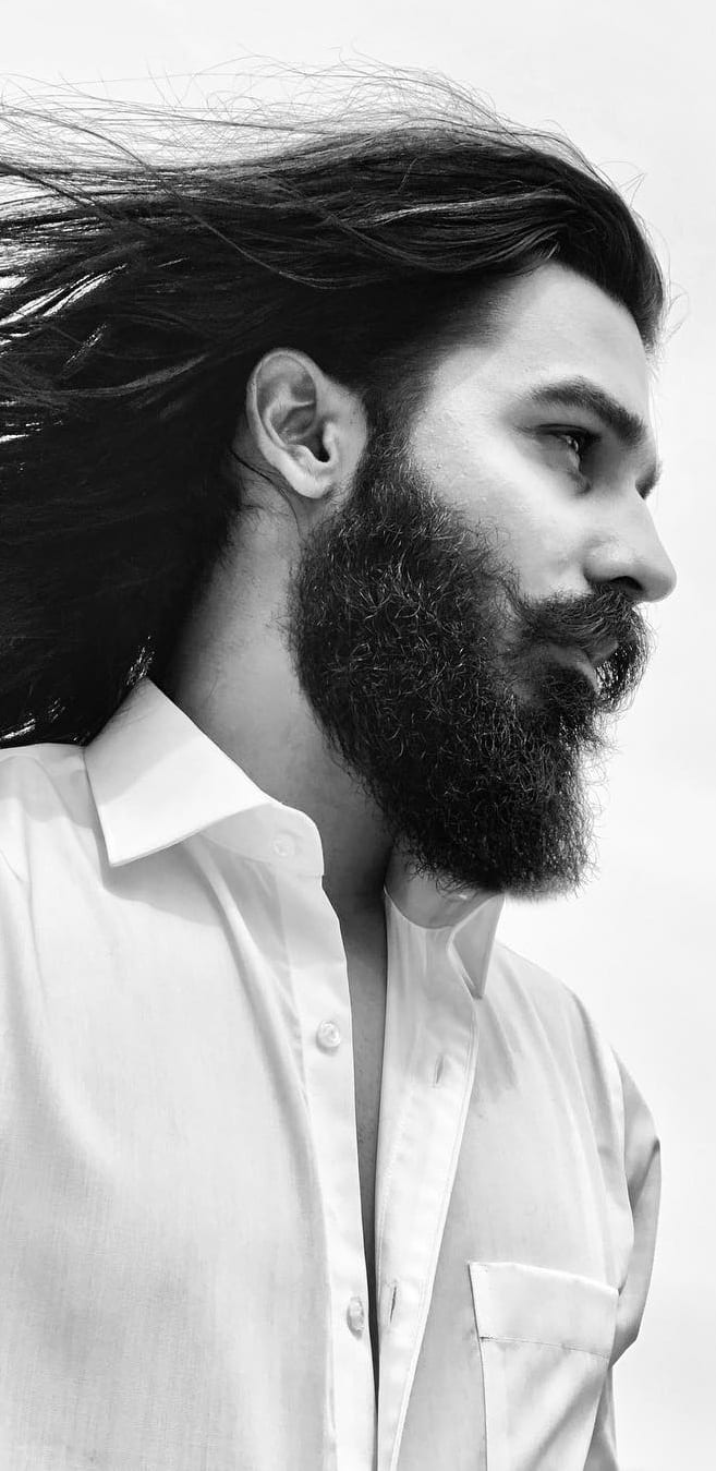 Beard Growing Stages For Men!