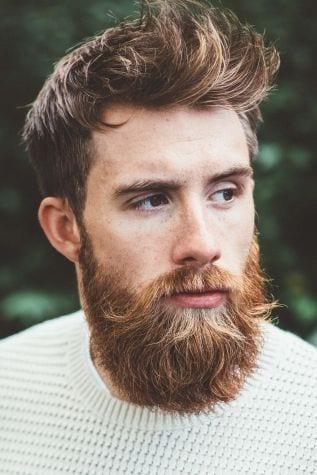 ducktail-beard