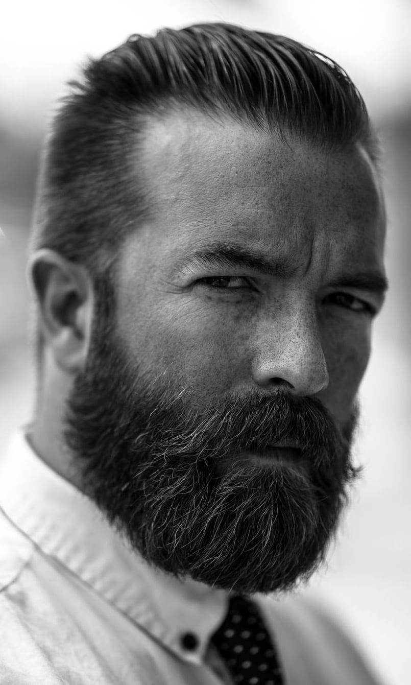 Few Important Beard Grooming Secrets For Bearded Men