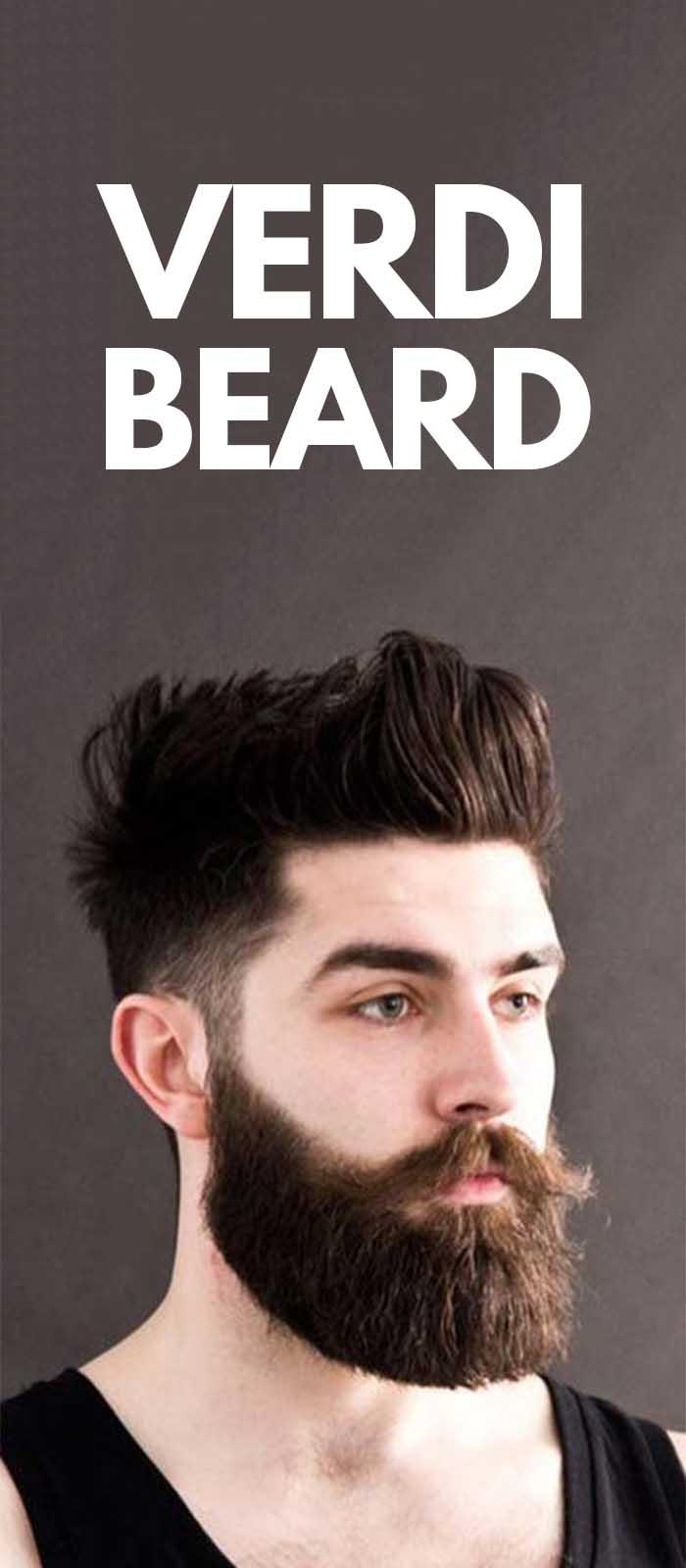 Masculine & Sexy Verdi Beard In Just 5 Steps!