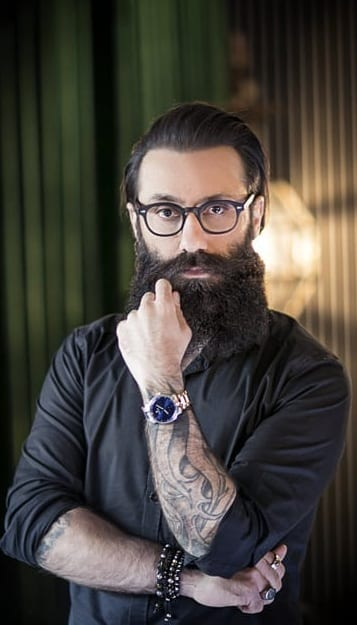 Quick Science About Beard Growth