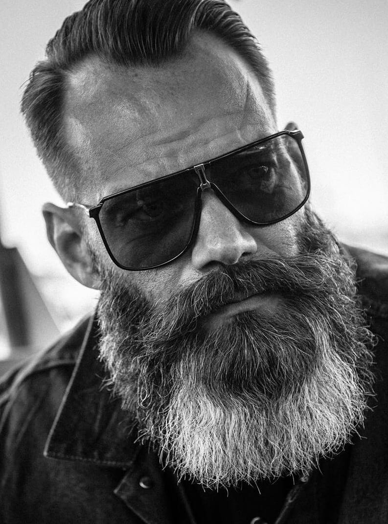 Quick Science About Beard Growth For Men