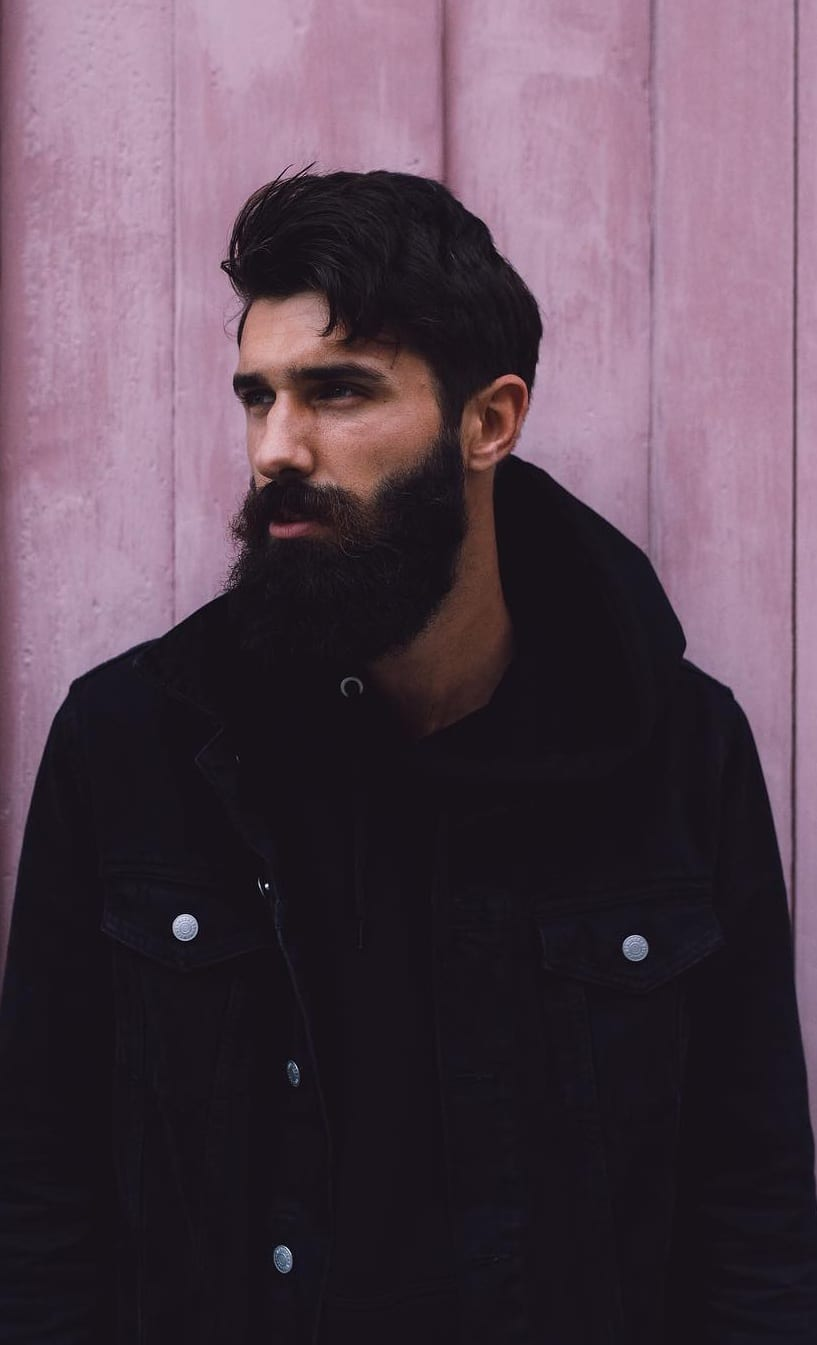 Quick Science About Beard Growth For Men.