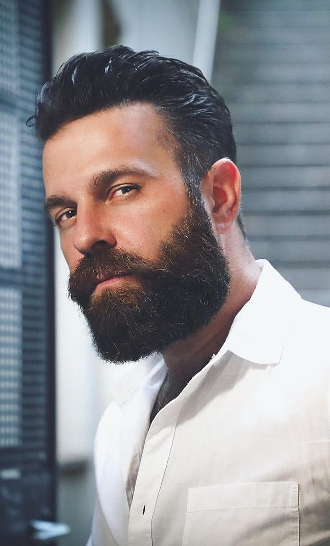 Quick Science About Beard Growth For Men!