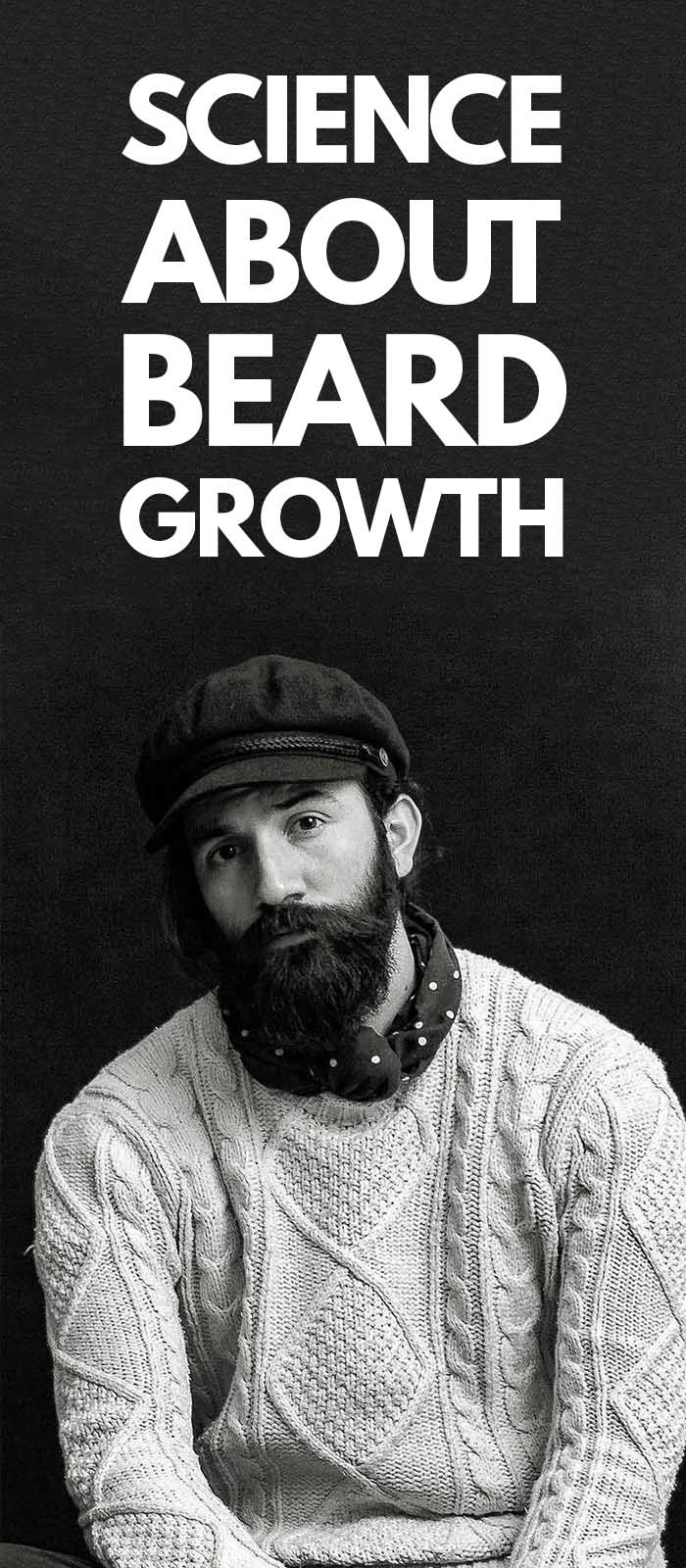 Science About Beard Growth.