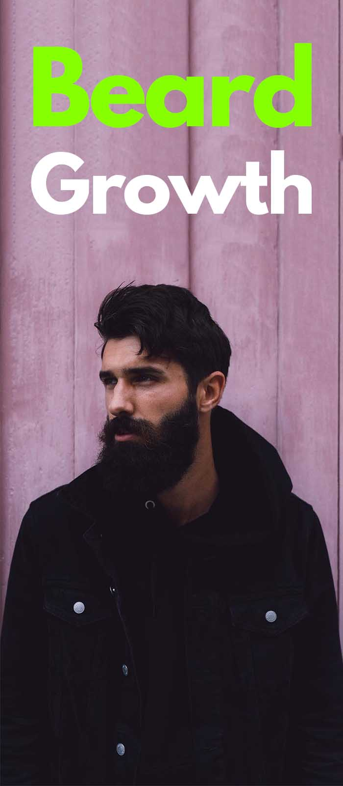 Science About Beard Growth!