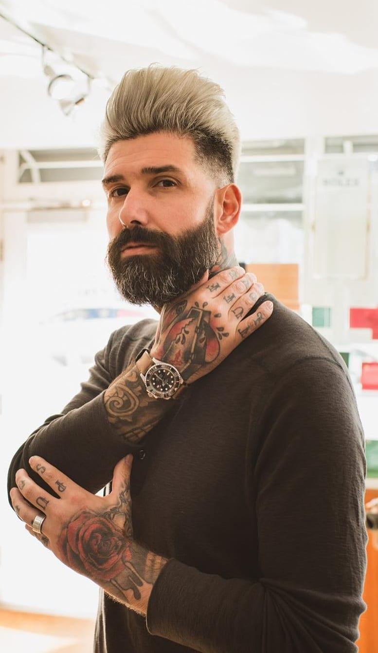 Secrets Unveiled Few Important Beard Grooming Secrets For Bearded Men.