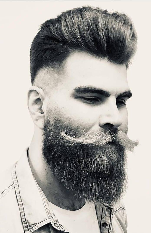 The Ultra-Masculine & Sexy Verdi Beard In Just 5 Steps!