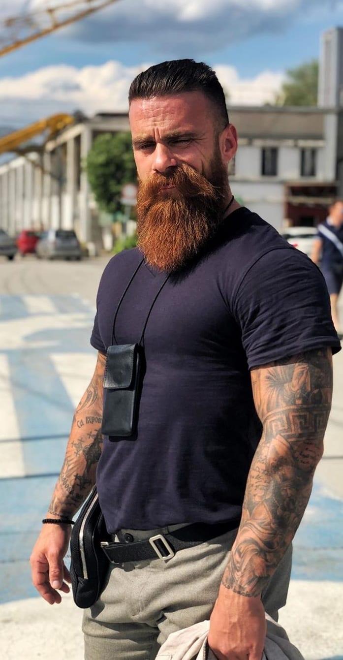 Tips For Growing a Fuller Beard For Men In 2019!