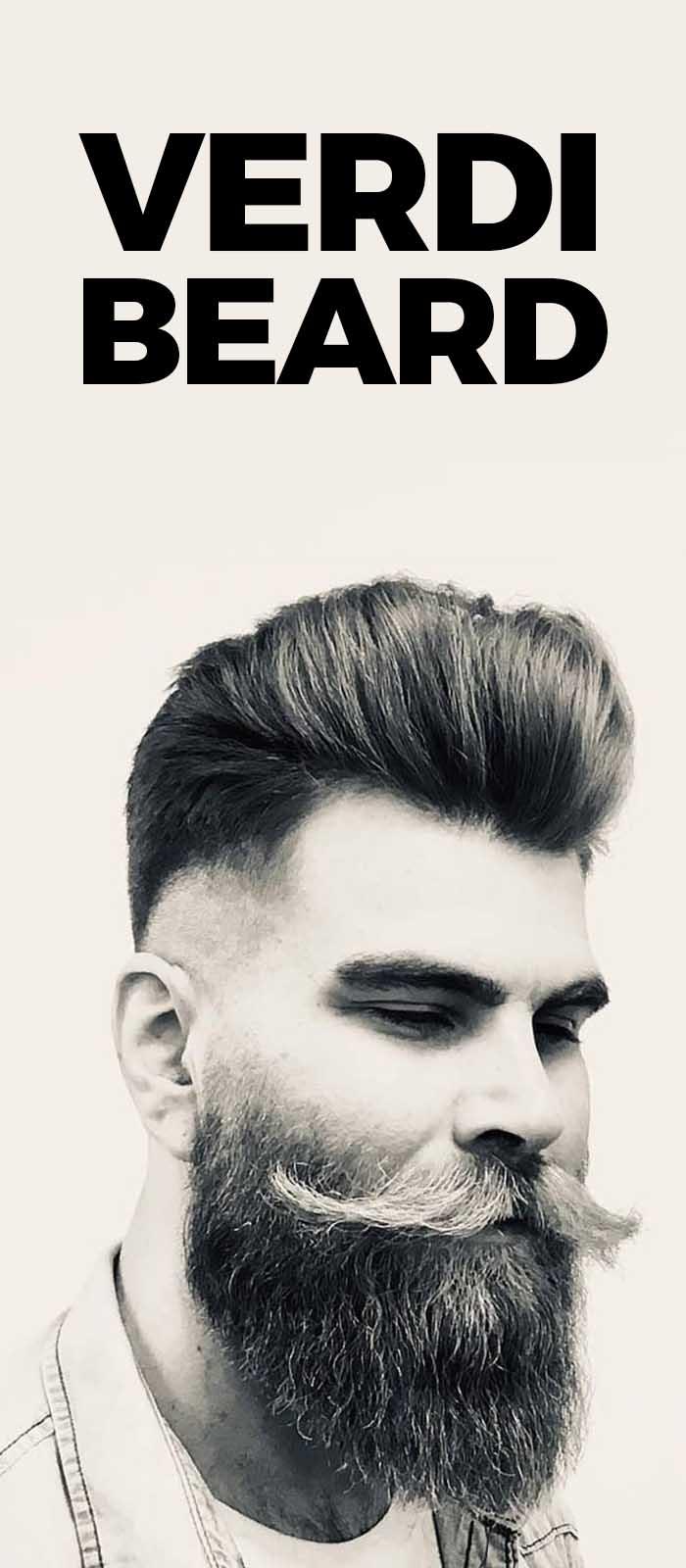 Ultra-Masculine & Sexy Verdi Beard In Just 5 Steps!
