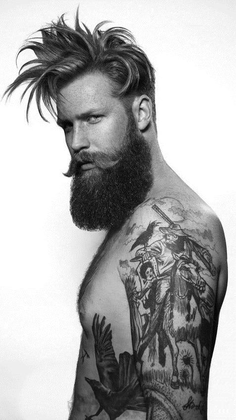 Verdi Beard Style For Men In 2019!