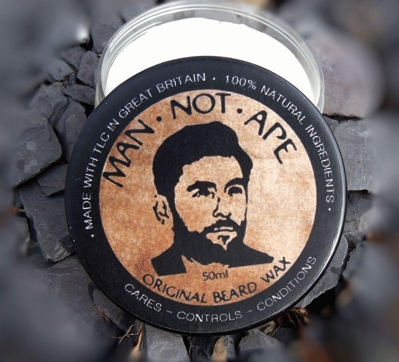 man-not-ape-beard-wax