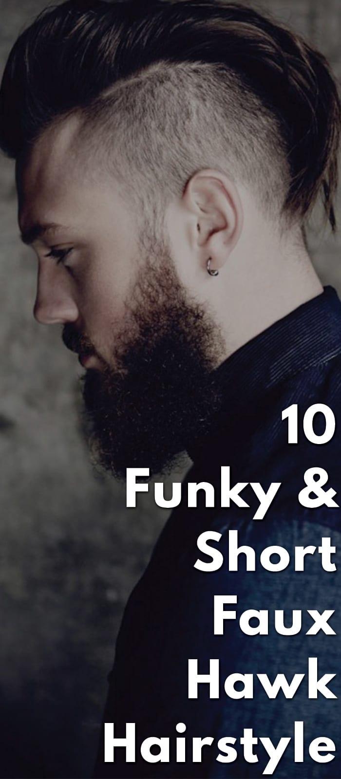 10-Funky-&-Short-Faux-Hawk-Hairstyle.
