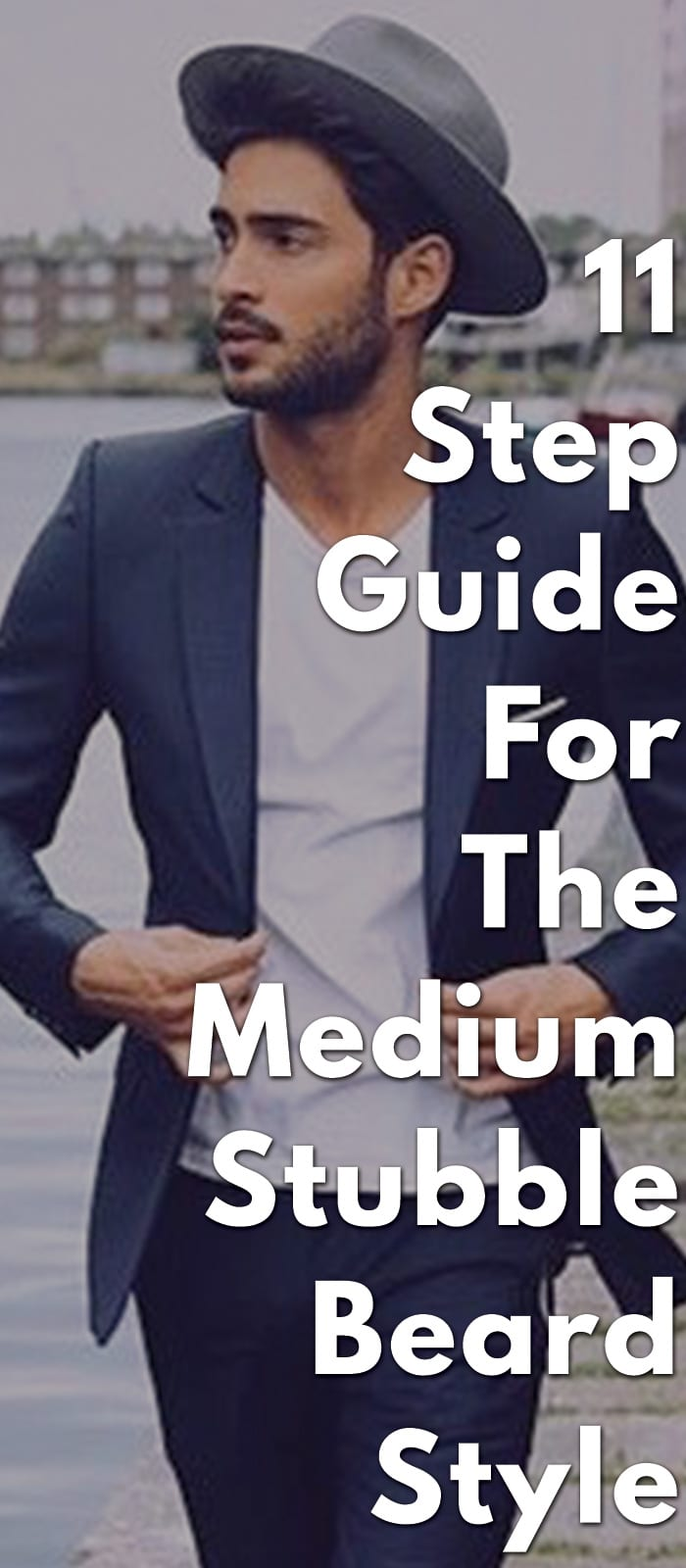 11-Step-Guide-For-The-Medium-Stubble-Beard-Style