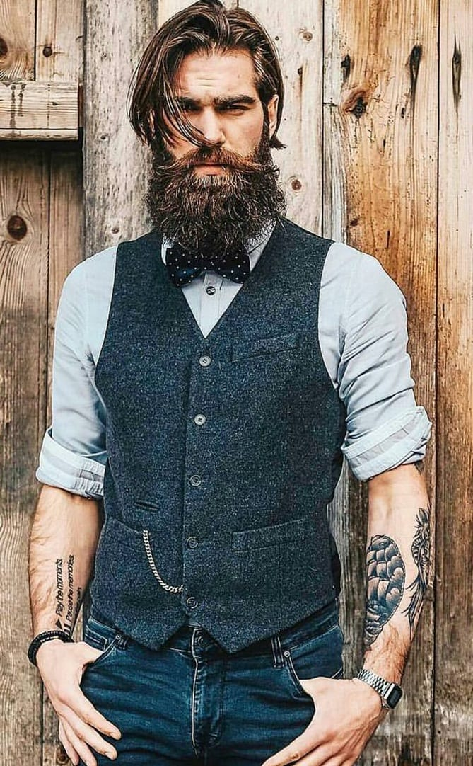 3 Step Maintenance Guide To Get The Perfect Verdi Beard Style!