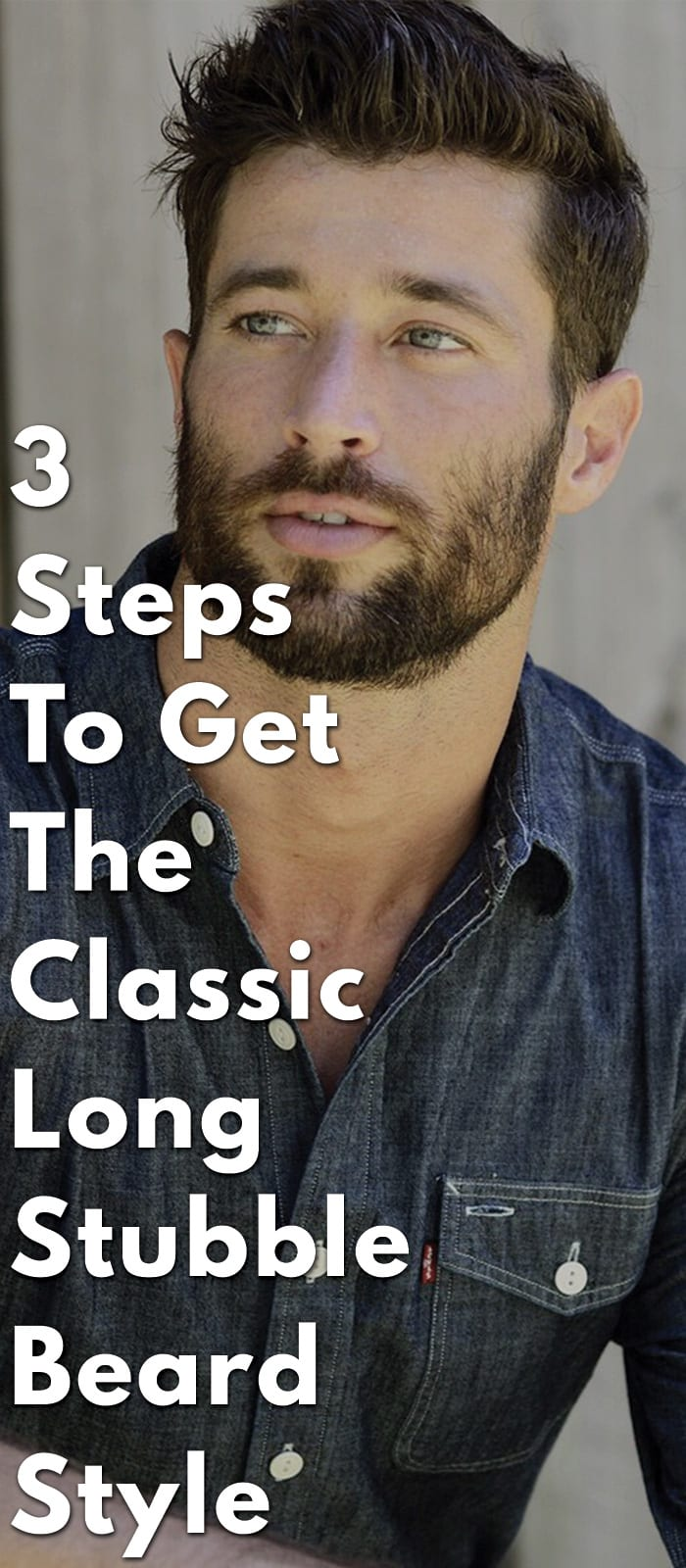 3-Steps-To-Get-The-Classic-Long-Stubble-Beard-Style