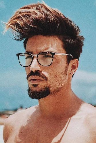 7 Trendy & Stylish Van Dyke Beard Styles