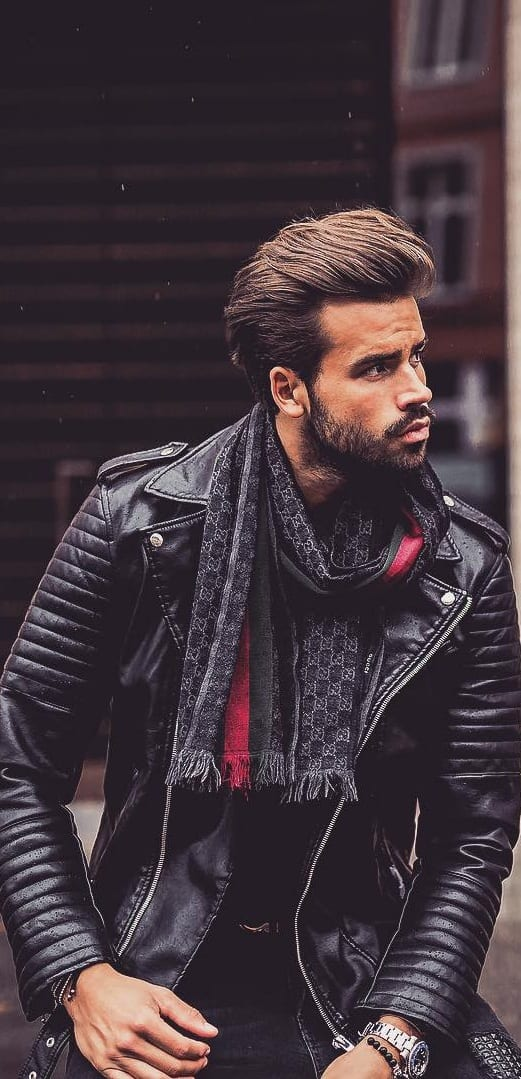 9 Easy Steps To Achieve Medium Stubble Beard