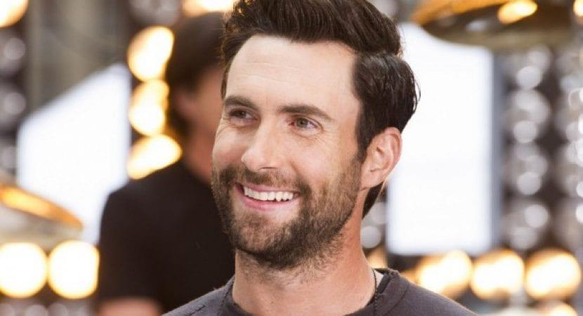 adam-levine-scruffy-beard-out-of-bed