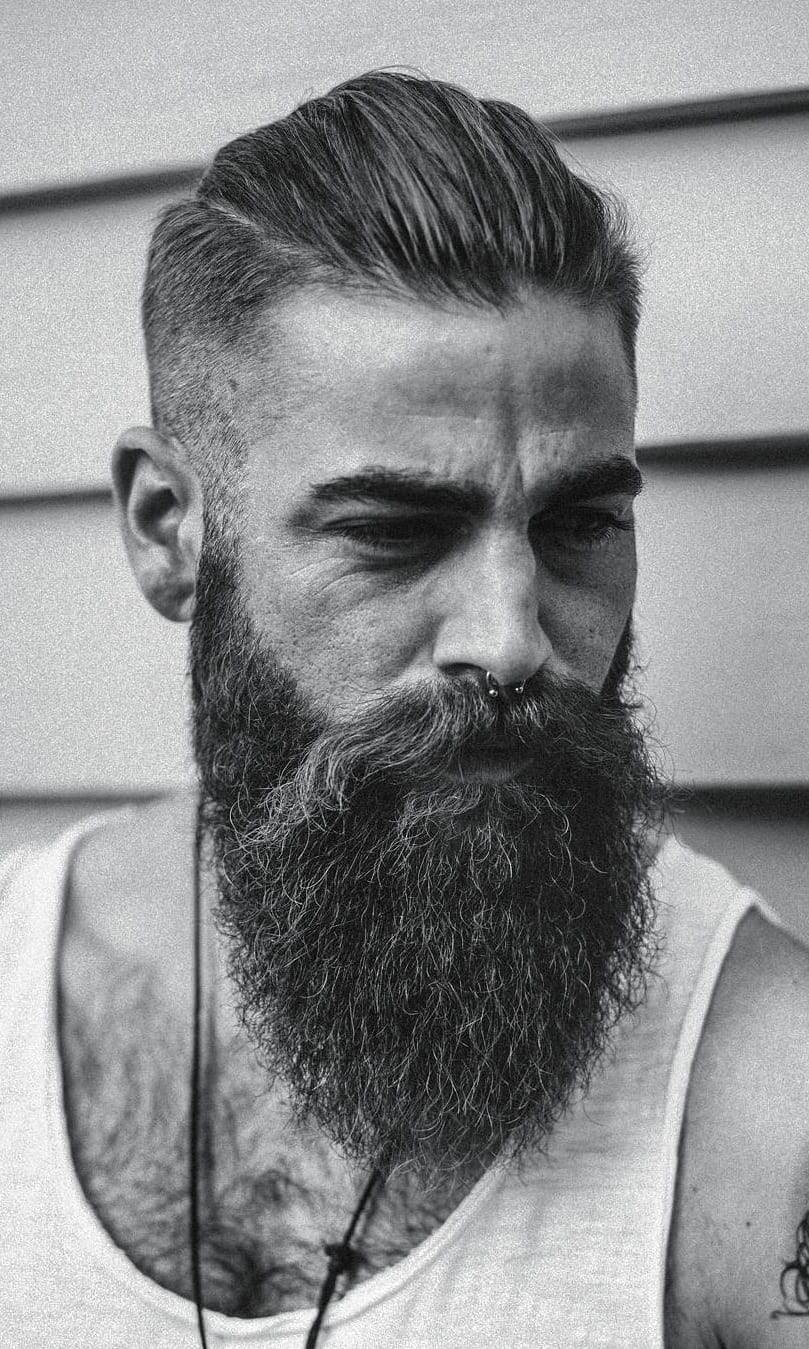 Beard Grooming Meaning in Real Time