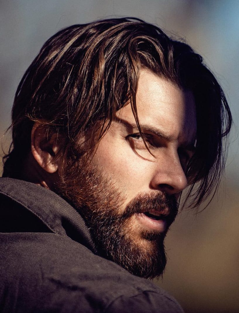Beard & Hairstyle Combination For Men In 2019