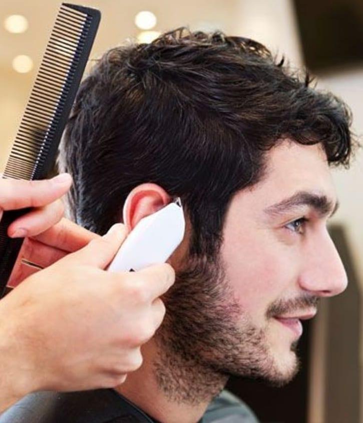 Beard and Sideburn Trimming