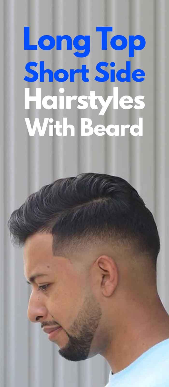 Best Beard style for short sides!