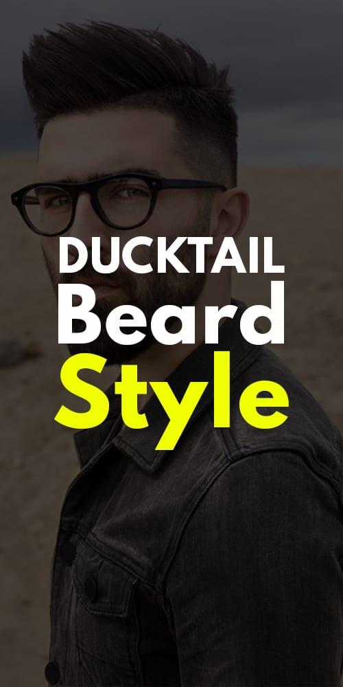 DUCKTAIL-Beard-Style