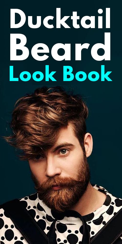 Ducktail-Beard-Look-Book