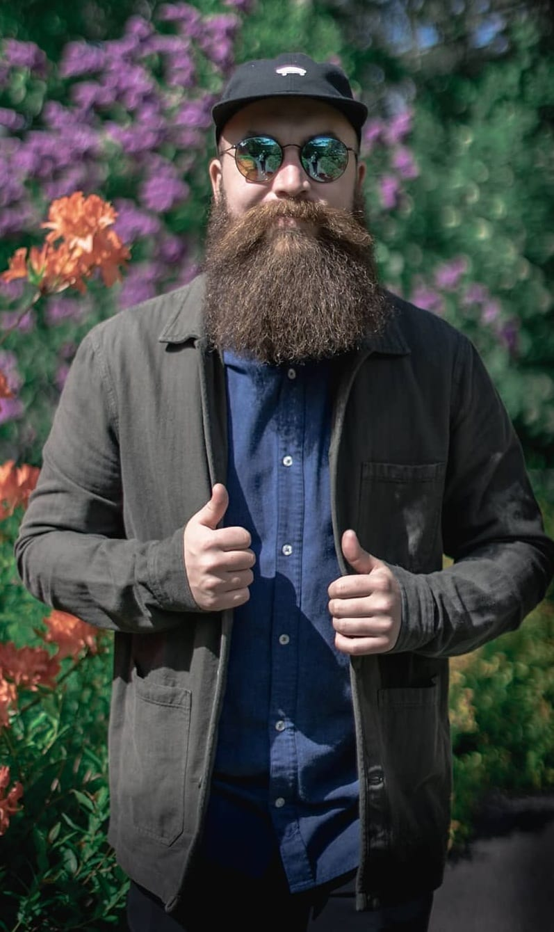 Face Shape Guide To Choose The Best Beard Style For You