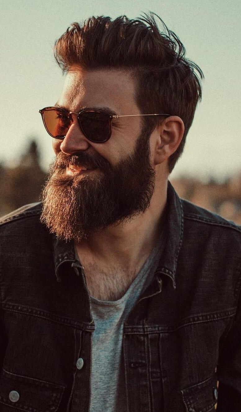 Thick Beard Styles