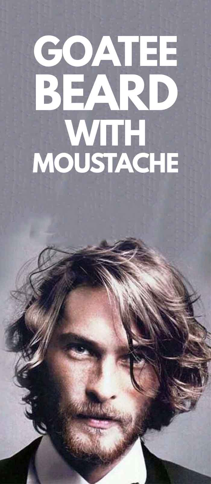 Gaotee style with mustache!