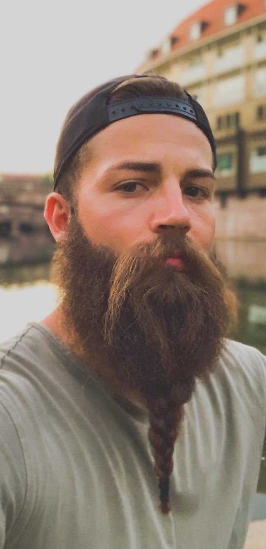 Garibaldi Beard Style for Men