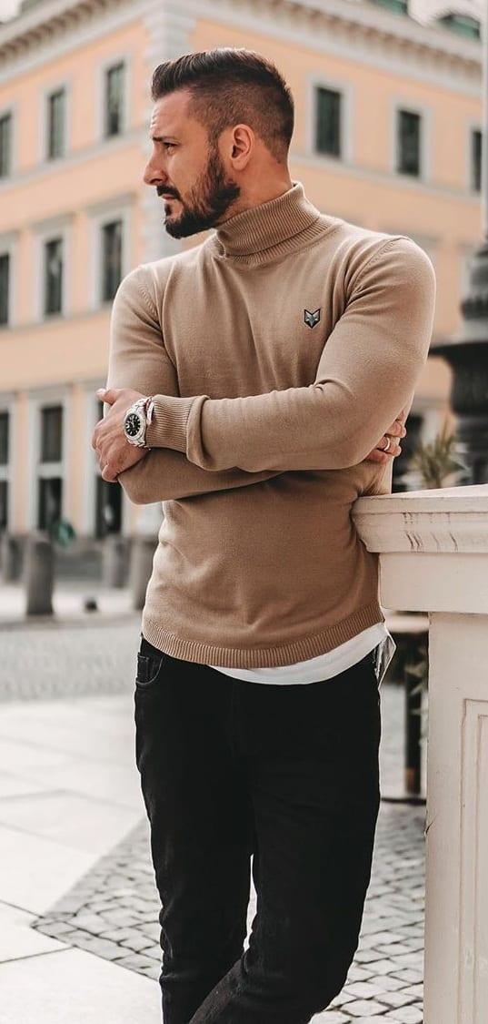 Heavy Stubble Beard Style For Men In 2019