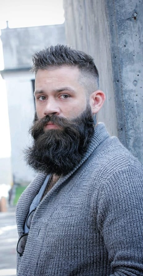 Identify The Perfect Beard Style For Your Face Shape!