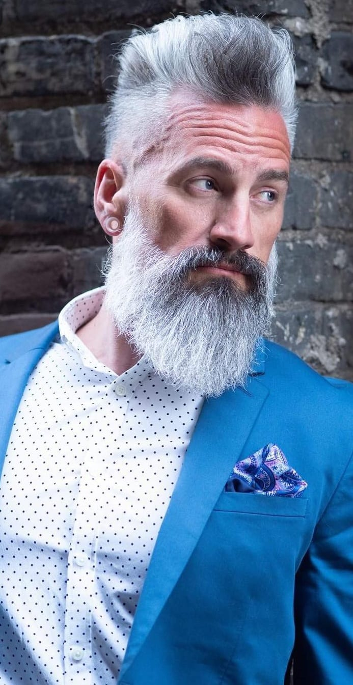 Identify The Perfect Beard Style For Your Face Shape