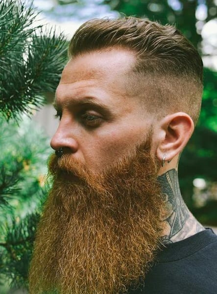Imperial Beard Style For Men