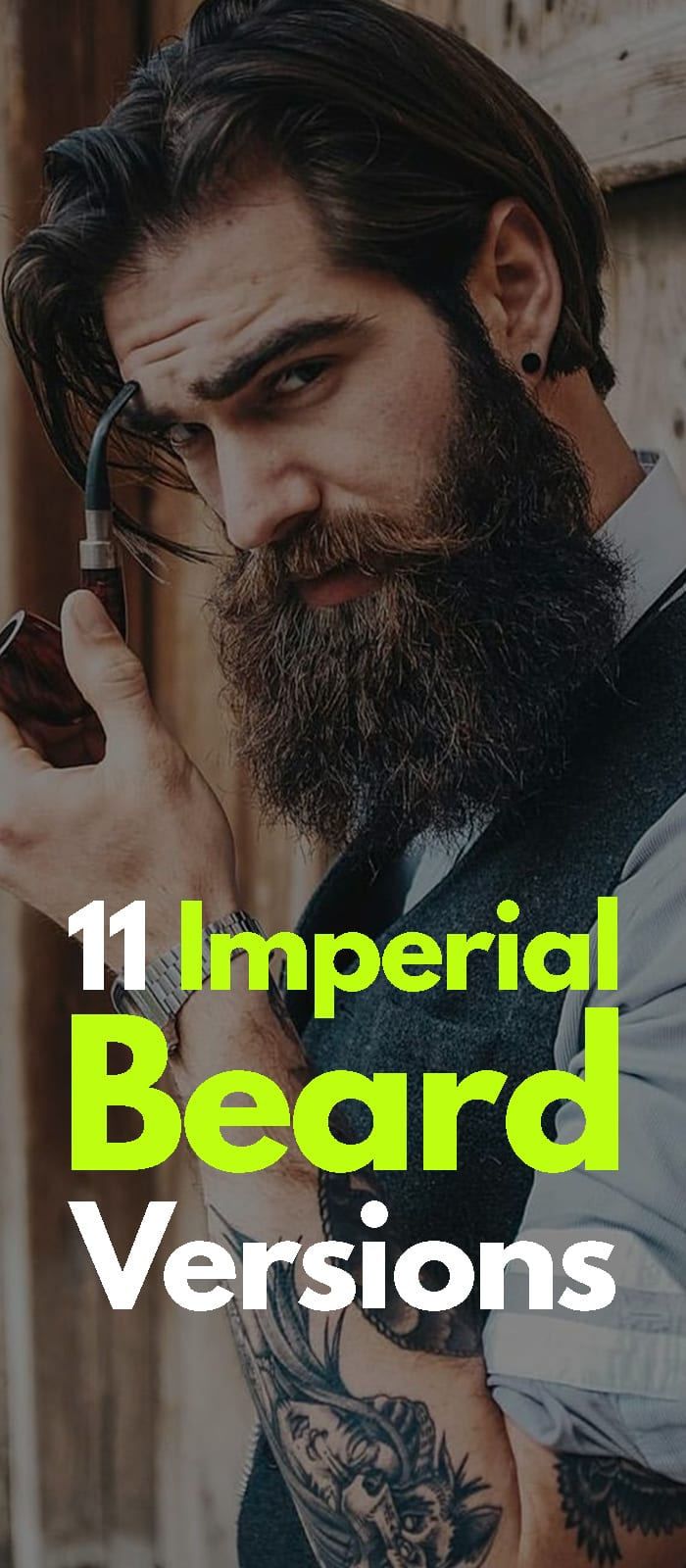 Imperial Beard Versions