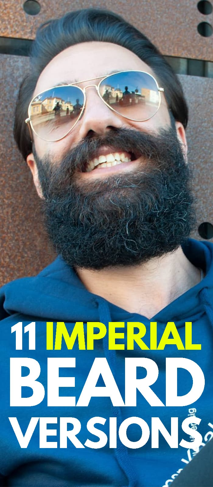 Imperial Beard Versions.