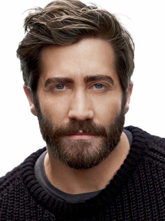 Jake gyllenhaal beard stubble man beards