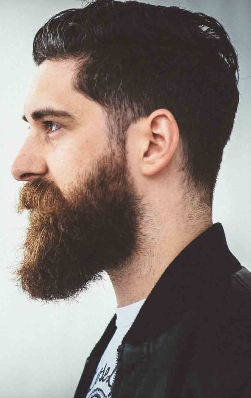 Man-beard-trimming-dry